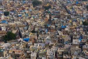 PhotoVivo Gold Medal - Abdul Hameed Thahir (Sri Lanka)  Blue City