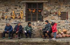 PhotoVivo Honor Mention e-certificate - Honglian Wang (China)  Anecdotes Of Old Houses