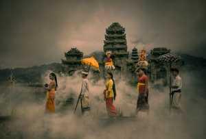 APAS Honor Mention e-certificate - Dao Tien Dat (Vietnam)  The Fairytale Domain No 1