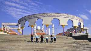 ICPE Honor Mention e-certificate - Quang Vinh Dang (Vietnam)  Agung Mosque