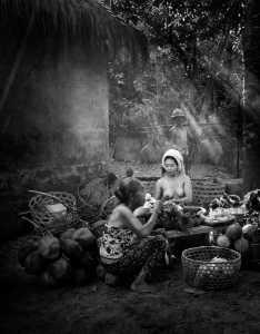 FIP Ribbon - Elisabeth Chintia Siayanti (Indonesia)  Bali Traditional Ancient Market 003