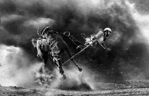 APU Winter Gold Medal - Shangze Cui (Australia)  Crazy Horse 1