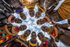 PhotoVivo Gold Medal - Yaojian Sheng (China)  Tribe People