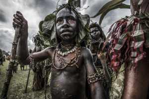 APU Gold Medal - Mali Geng (China)  Papua New Guinea People 11
