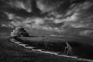 APU Gold Medal - Arnaldo Paulo Che (Hong Kong)  Stairway Of Eternity 1