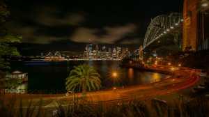 PhotoVivo Gold Medal - John Jiang (Australia)  Night At Sydney