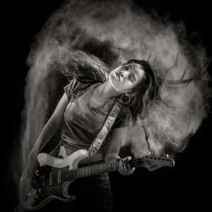 ICPE Honor Mention e-certificate - Kristanto Lie (Indonesia)  Female Rocker