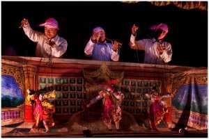 APU Gold Medal - Thomas Lang (USA)  Myanmar Puppetry Show