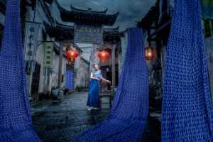 APAS Gold Medal - Guohao Chen (China)  The Blue Print Emotion