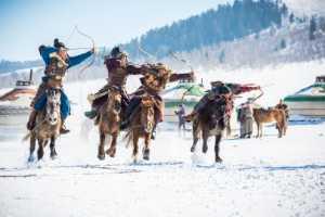RPST Honor Ribbon - Pises Tungittipokai (Thailand)  Legacy of Genghis Khan