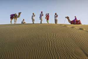 GTPC Merit e-certificate - Xiaoqing Zhang (China)  Desert Scenery 8