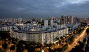 PhotoVivo Gold Medal - Lee Eng Tan (Singapore)  Lion City Night View