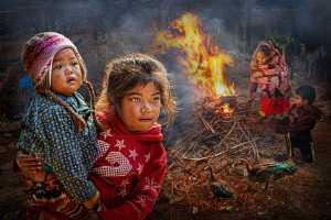 PhotoVivo Gold Medal - Yan Wong (China)  My Sister