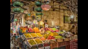 APU Honor Mention e-certificate - David Butler (England)  Fruit Market India