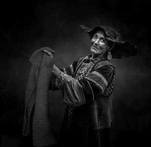 ICPE Gold Medal - Juanjuan Shen (China)  Happy Yi Old People