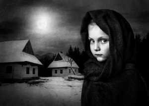 Honor Mention - Michael Strapec (Ireland)  Village Of Frozen Dreams