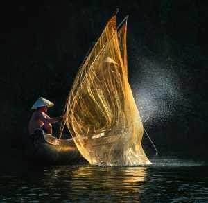 ICPE Honor Mention e-certificate - Min Tan (Malaysia)  Unique Fishing