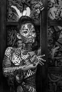 PhotoVivo Gold Medal - Subrata Bysack (India)  Sumona At Door