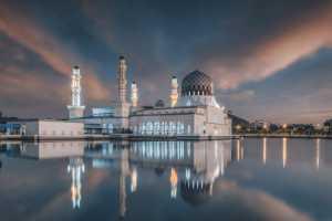 APU Gold Medal - Dazhong Wang (China)  Sabah State Mosque
