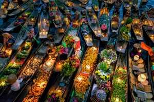 APU Gold Medal - Hla Moe Naing (Myanmar)  Hla Moe Naing- Floating Market- Color