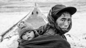 PhotoVivo Gold Medal - Deying Huang (China)  Moms Back