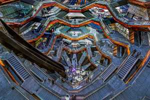 PhotoVivo Gold Medal - Yuk Fung Garius Hung (Hong Kong)  Hudson Yards 1