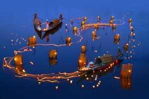 APU Honor Mention e-certificate - Yuk Fung Garius Hung (Hong Kong)  Waterlily Lanterns