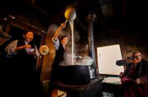 APU Winter Honor Mention E-Certificate - Wei Wang (China)  Buttered Tea