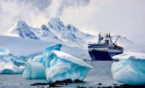 APU Spring Honor Mention E-Certificate - Xiaojun Li (China)  Berth In The South Pole