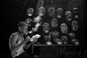 PhotoVivo Honor Mention e-certificate - Soon Seng Leong (Malaysia)  Mask Painting 129
