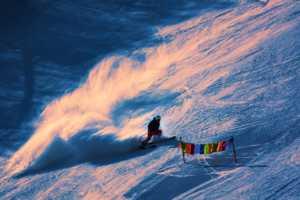 PhotoVivo Gold Medal - Xiu Liu (China)  Sport On Snow