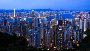 PhotoVivo Gold Medal - Jianye Yang (China)  Ablaze Night Of Hongkong