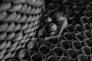PhotoVivo Gold Medal - Yuet Yee Wong (Hong Kong)  CERAMIC WORKSHOP