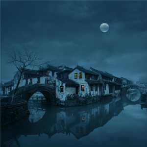 SIPC Merit Award - Ruiyuan Chen (China)  Bright Moonlight At Hometown