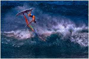 PhotoVivo Gold Medal - Thomas Lang (USA)  Falling The Wave