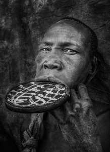 APU Honor Mention e-certificate - Ciliang Ren (China)  Mursi Tribe 1