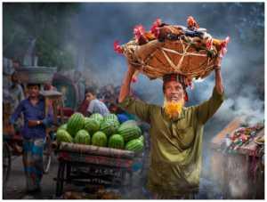 PhotoVivo Gold Medal - Wendy Wai Man Lam (Hong Kong)  Hawker