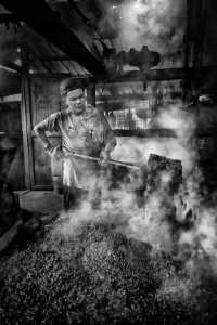 APAS Gold Medal - Tan Tong Toon (Malaysia)  Black Coffee
