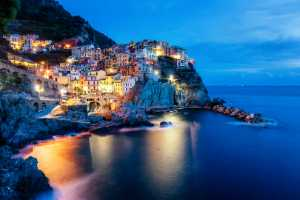 APU Gold Medal - Li Zhao (China)  Night Of Cinque Terre