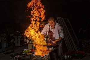 PhotoVivo Gold Medal - Ruiming Feng (China)  Cooking