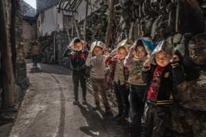 APAS Gold Medal - Yongxiang Tong (China)  Children