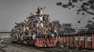 APU Honor Mention e-certificate - Shicong Xiao (China)  Crowded Train