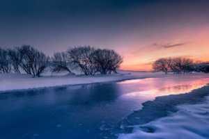 PhotoVivo Gold Medal - Lixin Wang (China)  Winter Of The Dam