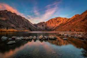 FIP Ribbon - Hung Ho (USA)  Convict Lake A