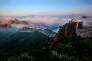 PhotoVivo Gold Medal - Aihua Cao (China)  Jinshanling Great Wall