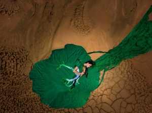 PhotoVivo Gold Medal - Jianguo Bai (China)  Beauty In Desert 1