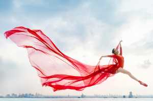 PhotoVivo Honor Mention e-certificate - Martha Suherman (Indonesia)  Dancing In The Sky