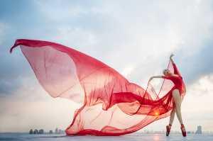 APAS Gold Medal - Martha Suherman (Indonesia)  Dancing In The Sky 002