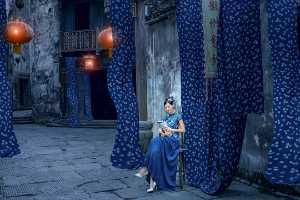 Circuit Merit Award e-certificate - Zhaosen Li (China)  Genteel Lady