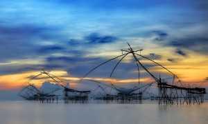 Circuit Merit Award e-certificate - Tan Ee Sin (Singapore)  Dawn At Fishing Village